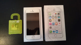 Y!mobile iphone5sでR-sim10+と0simを利用する。