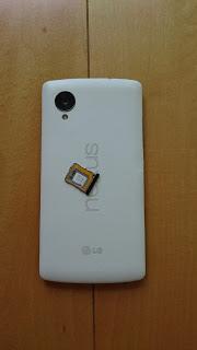 Nexus5 simfree